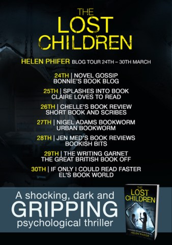 The Lost Children - Blog Tour