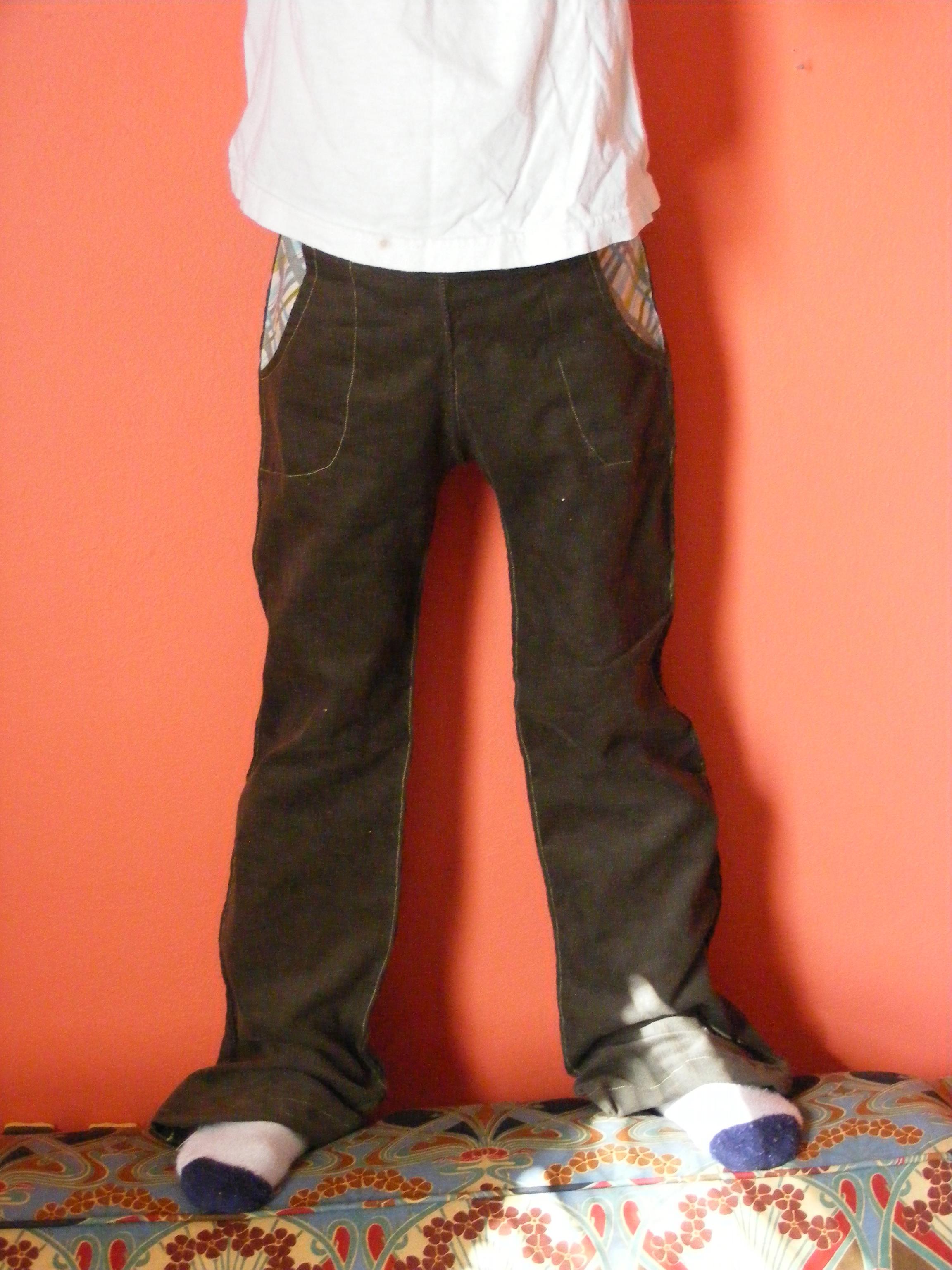 Kcwc Corduroy Pants