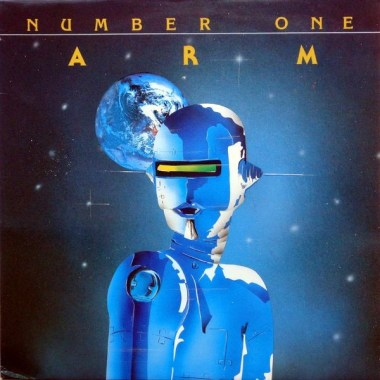 ARM - Number One [RA - RE Productions, 1986]