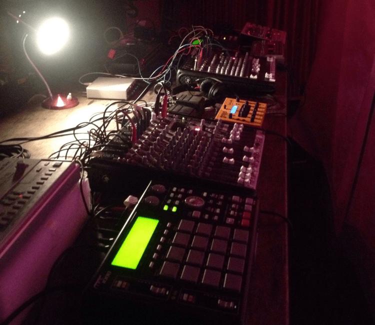rudolf-c-live-setup