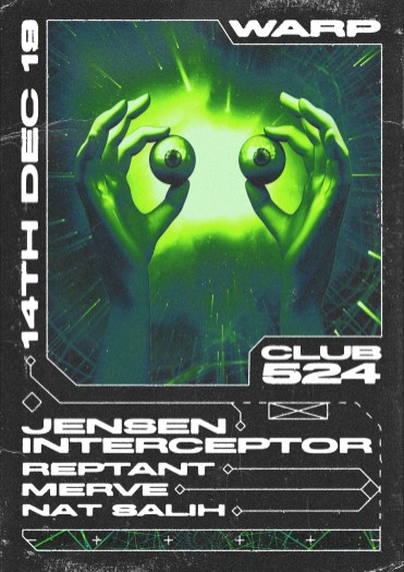 Warp Arts pres. Jensen Interceptor