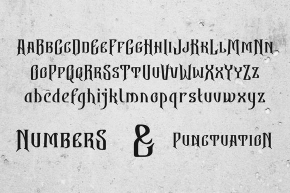 Bekelakar Font