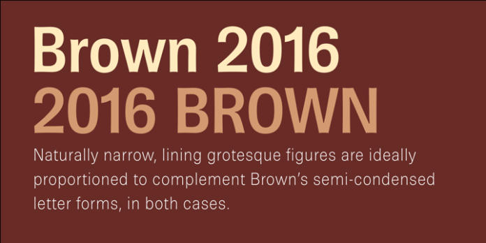 Brown Pro Font Family