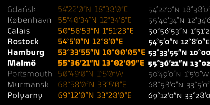 Haven Font Family