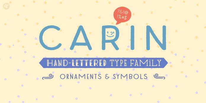 Carin Font Family