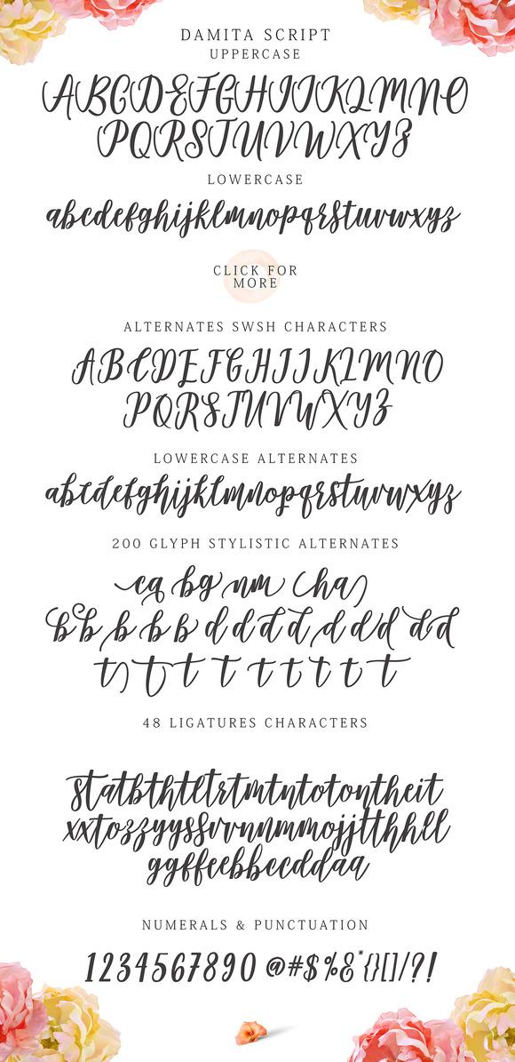 Damita Font