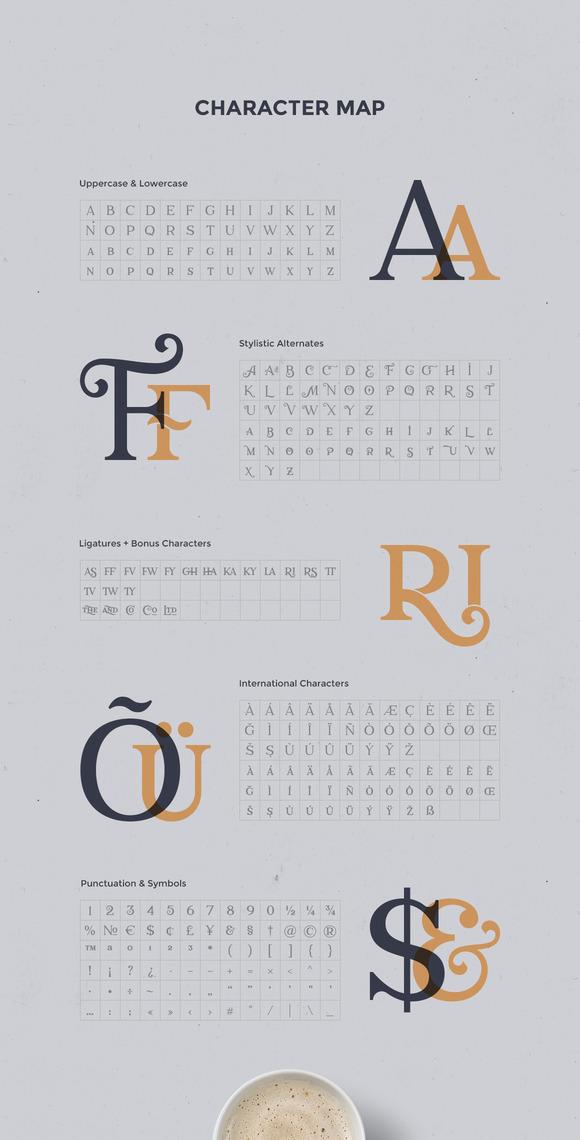 Aprille Typeface