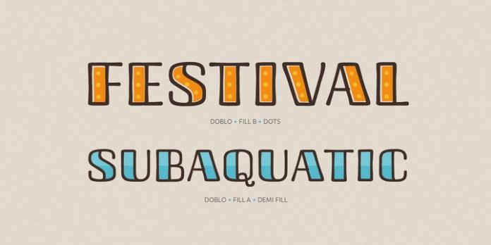 Doblo Font Family