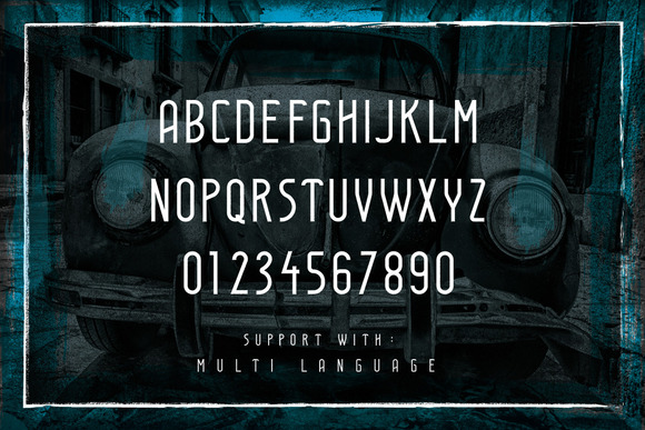 Ineffable Duo Font