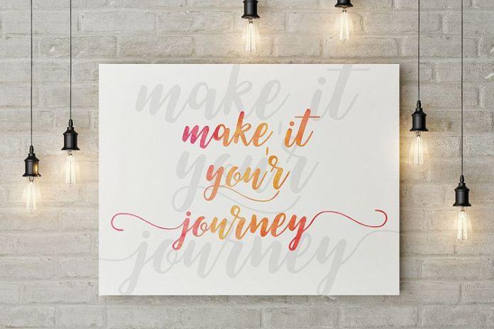 Journey Font Family