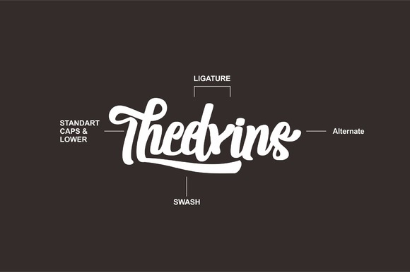 Shanthans Typeface
