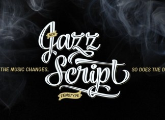 Jazz Script Font Family