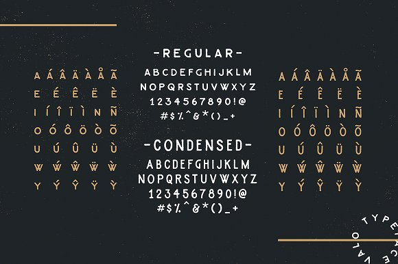 Valo | A Handmade Typeface Duo