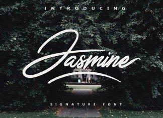 Jasmine Script Font