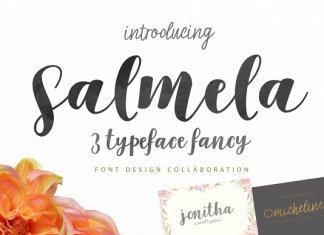 Salmela Script Font