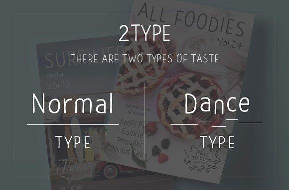 CLASTA Font & Extras