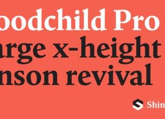 Goodchild Pro Font Family
