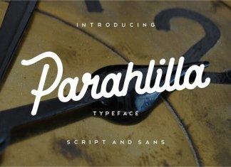 Parahlilla Script & Sans