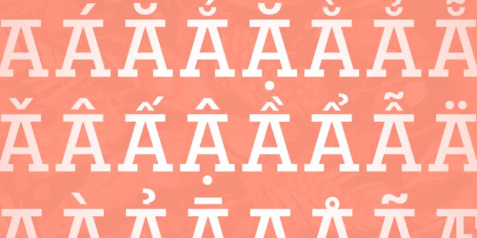 Arbour slab serif font