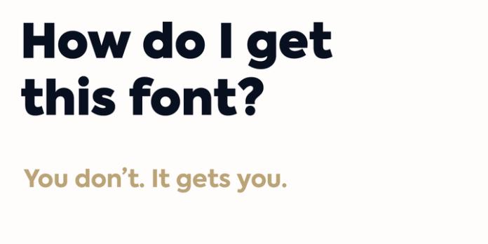 Axiforma Font Family