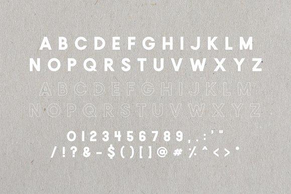 Tokyo   A Designer Font Duo