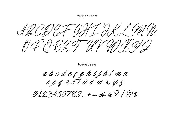 Bright Visions Typeface