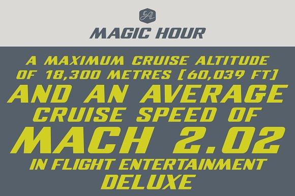 CA Magic Hour