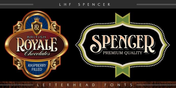 LHF Spencer Font