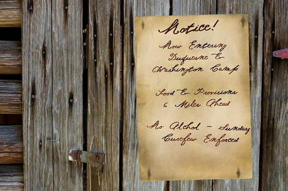 Bull Run Antique Handwriting Font
