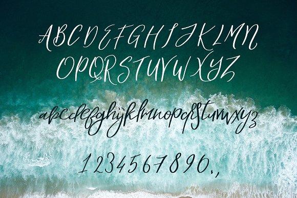 SanAntonio Script Font