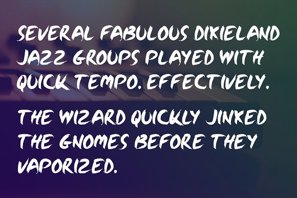 Jugsar Typeface