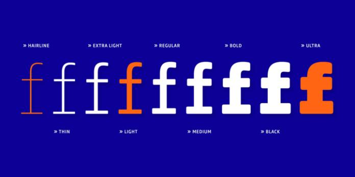 Comspot Font Family
