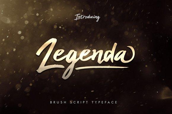 Legenda Script Font