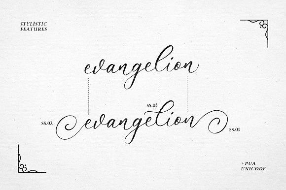 Citrus Script Font