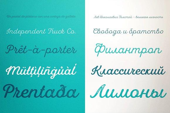 Laurelle Script Fonts