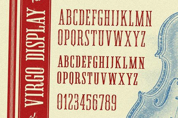 PressBox Font Combo [SALE]