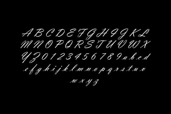 Vladimir Script Font