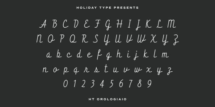 HT Orologiaio Font