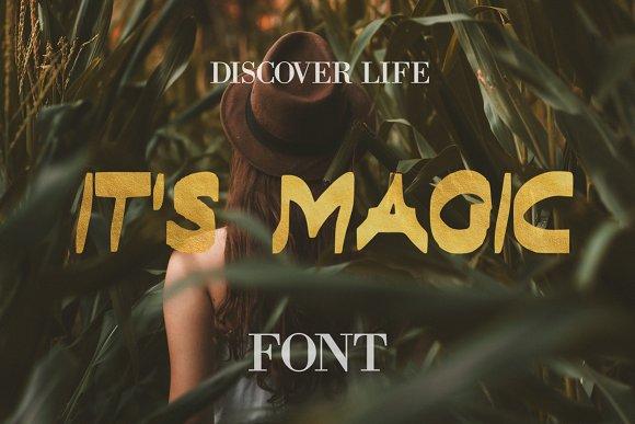 Misterious Font