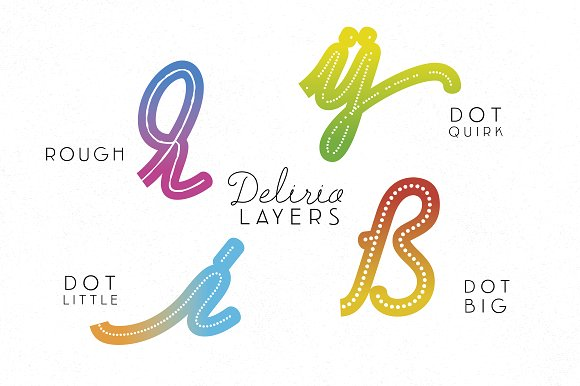 Delirio Layers