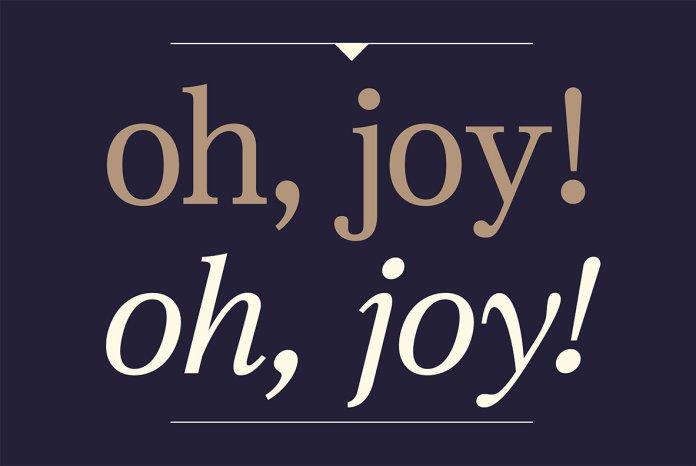 JT Symington Font Family