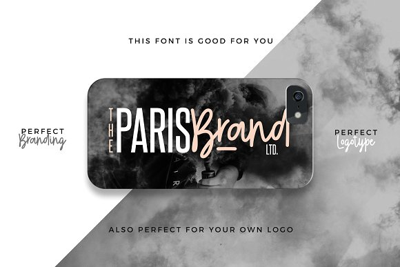 Play Ground Font Duo + Illustrations