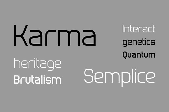 Stoica Font Family