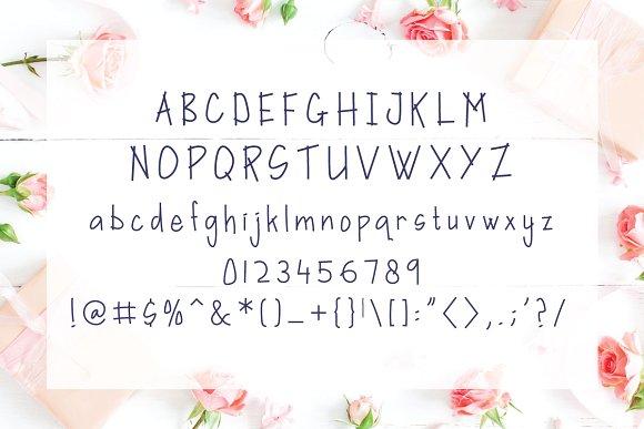 Bellquina's Font