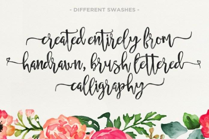 Shingitalis Typeface