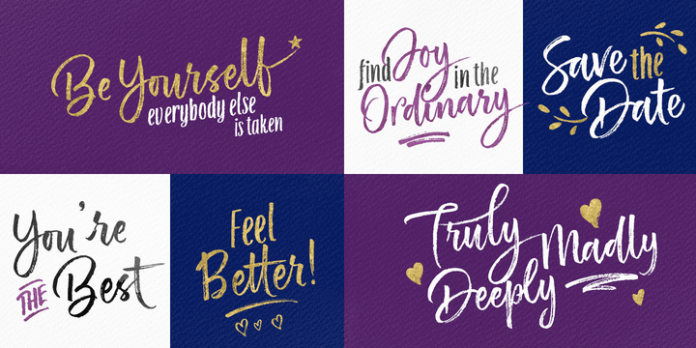 Above the Sky Font Family