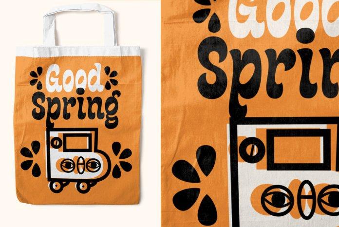 Spiro Font Family