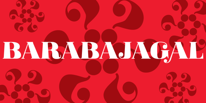 P22 Barabajagal Font