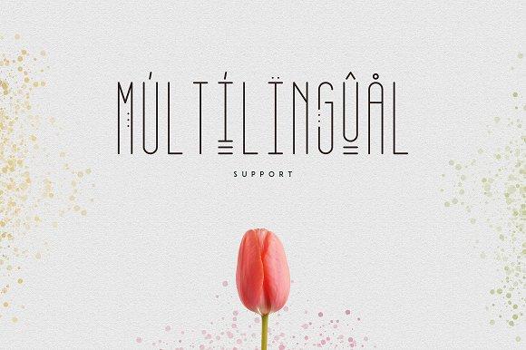 [Spring Vibes] April Display Font