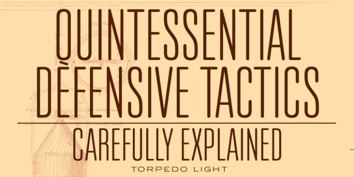 Torpedo Font Family